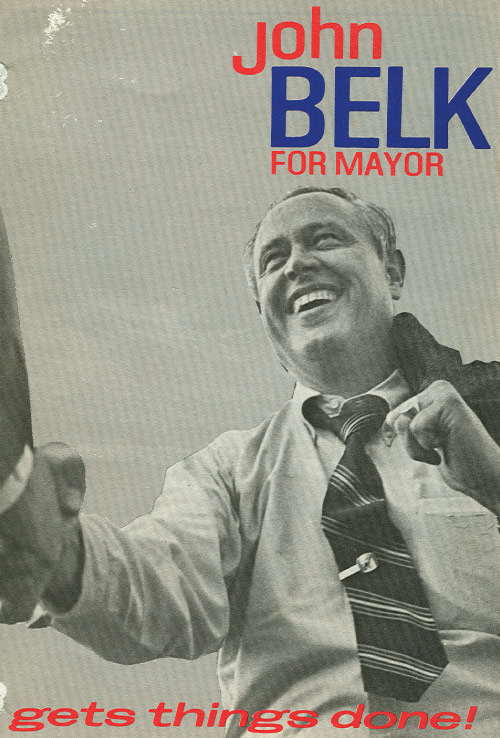 Belk for Mayor